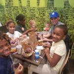 Dine With Officer Do Right at McDonald's